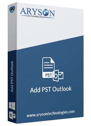 Add PST File to Outlook