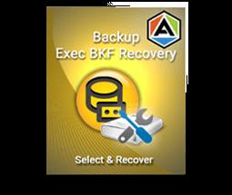 Backup Exec BKF Repair