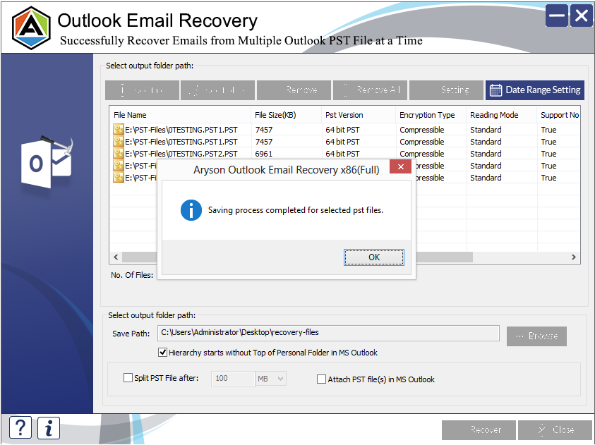 how to restore deleted folders in outlook 2010