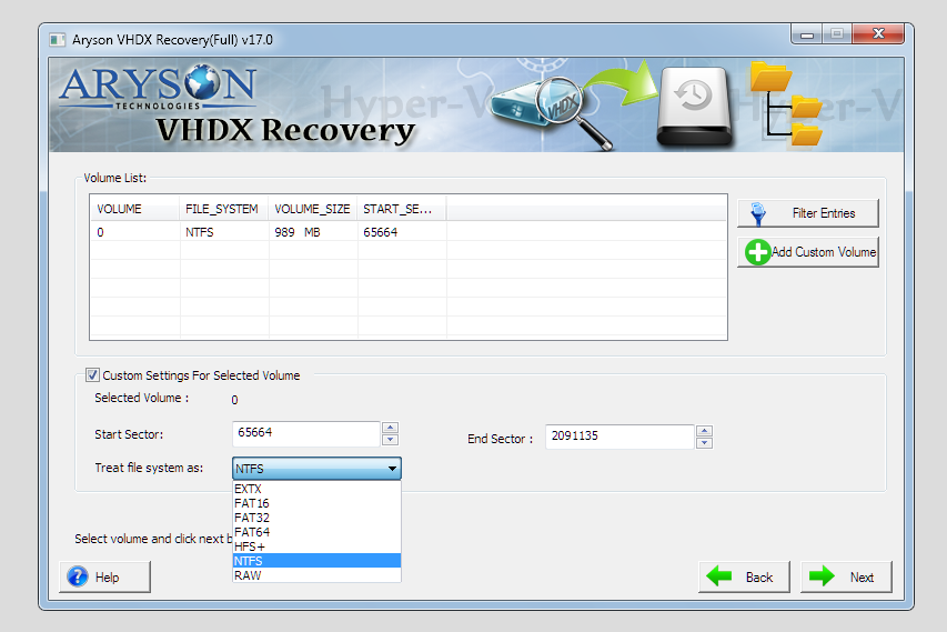 How to Recover Data from Corrupt VHDX File in Windows