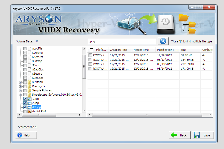 Hyper-V Recovery Software to Repair & Recover Corrupt VHDX File