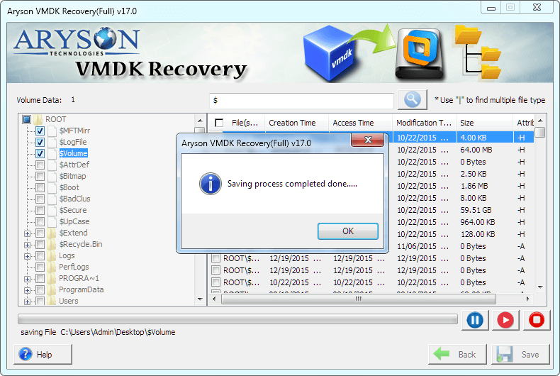 VMware VMDK Recovery Tool to Repair & Recover Corrupt VMDK File