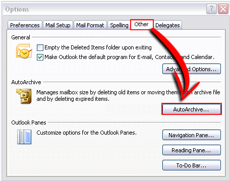 Outlook Archive PST File is Not Empty but Old Emails Don't Show Up