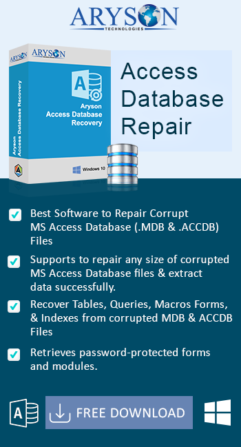 What to Do If My MS Access Database Keep Getting Corrupted