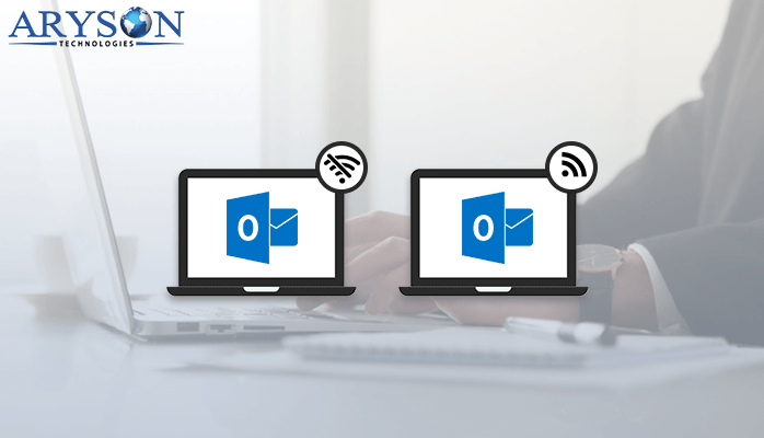 Offline outlook to online from How to