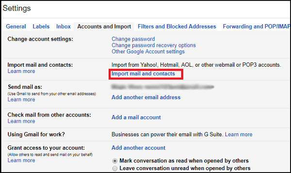 How to Transfer Yahoo Mail to Gmail Account