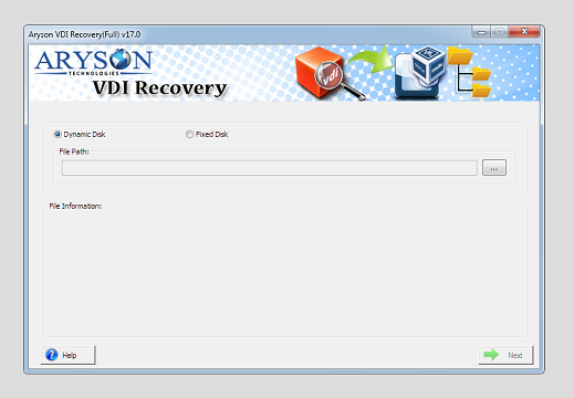 Try VDI Recovery Freeware