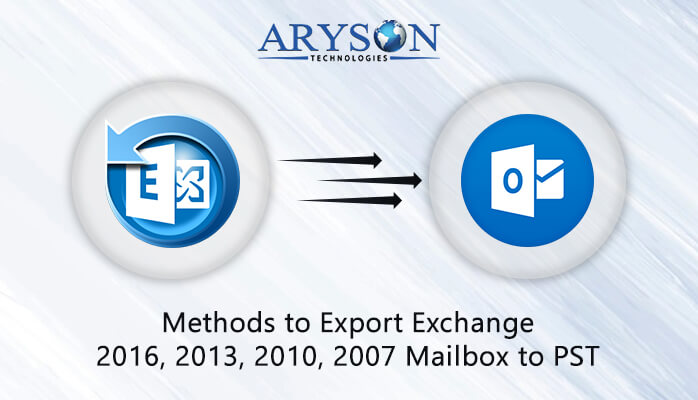 How to Export Exchange 2016, 2013 & 2010 Mailbox to PST